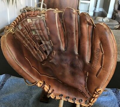 Macgregor Usa Made Pro-Hide Vintage Baseball Glove