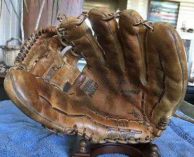 Willie Mays Macgregor Usa  Personal Model Vintage Baseball Glove