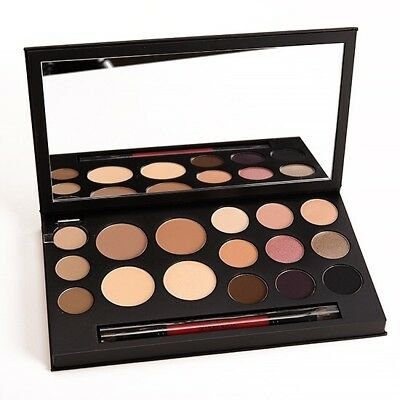 Smashbox Shapematters palette Contour For Brow Face Eye