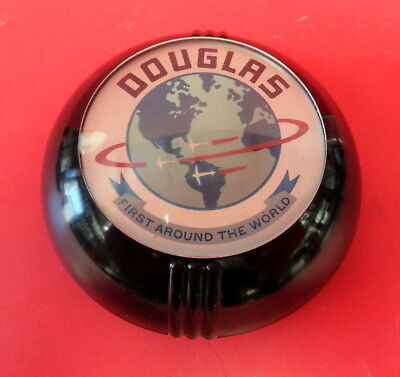 Douglas Aircraft Company Control Wheel Center Cap