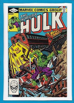 Incredible Hulk #274_August 1982_Near Mint Minus_Ironclad_Jackdaw_Bronze Age!