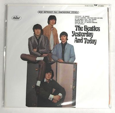 THE BEATLES - Yesterday And Today CD (from the U.S. Albums box set)