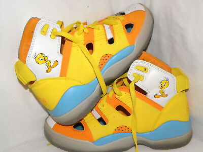 Adidas EQT Looney Tune Limited Edition Tweety Bird Hi-top Shoes us 6.5
