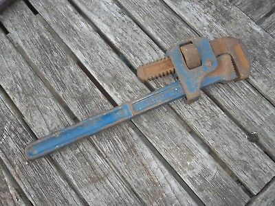 "Vintage RECORD 12""  Stilson pipe wrench"