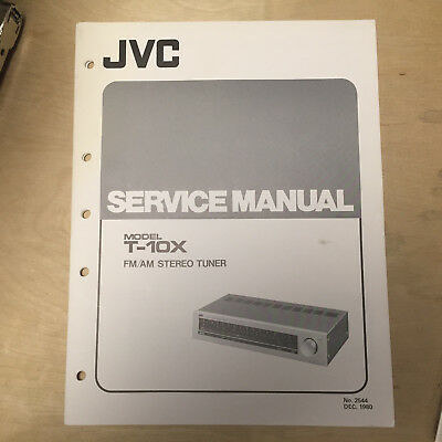 Original Toshiba Service Manual for ST Model Tuners ~ Select One