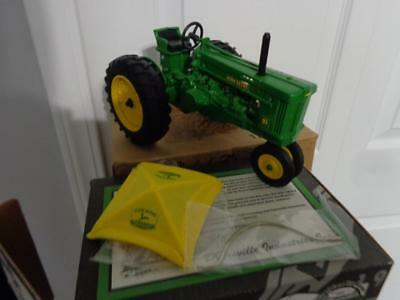 """John Deere """"70"""" Tractor 1996 National Farm Toy Museum 10Th Anniversary With Box"""