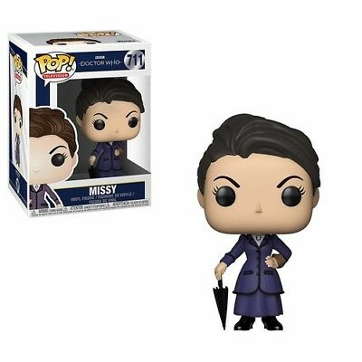 Doctor Who - Missy - Funko Pop! Television: (2018, Toy NEUF)