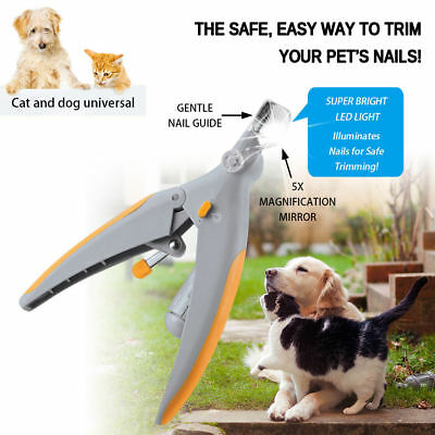 1pc Pet Nail Trimmer Peti Care Dog Nail Clippers Grinders for Cat Dog PetiCare
