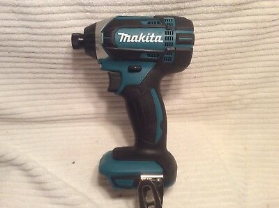 Makita 18V LXT® Lithium‑Ion Cordless Impact Driver, Tool Only (XDT11)
