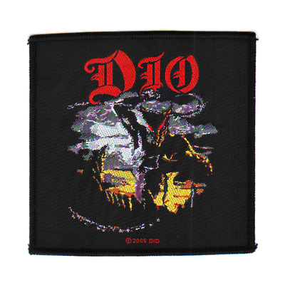 513b882a2b9 Dio Official (Officiel) Patch Holy Diver - Murray Ronnie James Heavy Metal