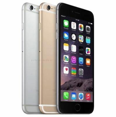 New Factory Unlocked APPLE iPhone 6 16GB 64GB Space Grey Gold Silver