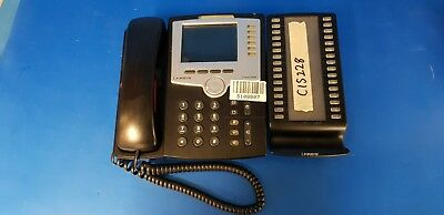 CISCO Linksys SPA962 IP Phone with extension keyboard SPA932