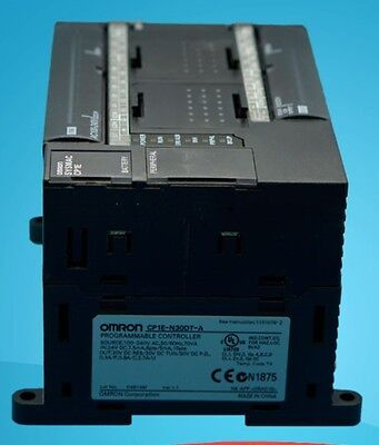 OMRON programmable controller CP1E-N30DT-A #4