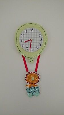 Mamas And Papas Jamboree Wall Clock. Excellent condition