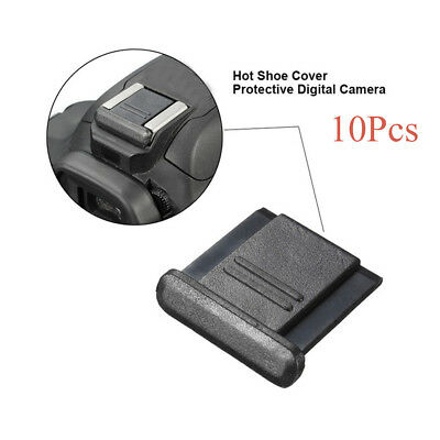 10X Durable Flash Shoe Protection Cover BS-1 for Canon Nikon Olympus DSLR SLR UK