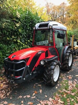 Antonio Carraro TRF 10900 with Star Cab 100HP Alpine Tractor
