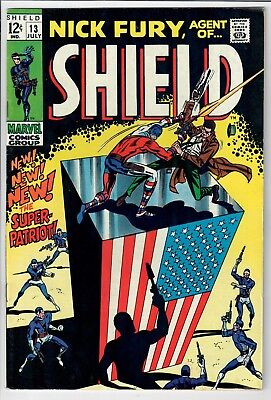 Nick Fury, Agent of S.H.E.I.L.D. #13 SUPER NICE!!!