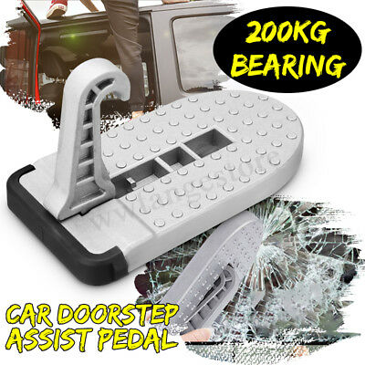AU Doorstep Vehicle Access Roof Of Car Door Give You a Step Latch Easily Rooftop