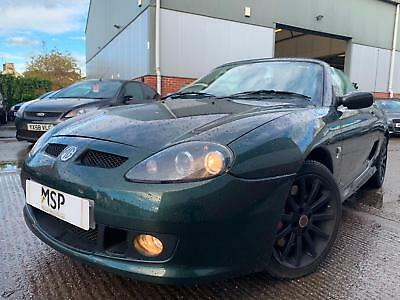 2009 59 MG TF 1.8 2dr Convertible Petrol Manual Green ONE FORMER OWNER