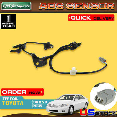ALS267 ABS Wheel Speed Sensor Front Left Fits Lexus 300  Toyota Avalon Camry