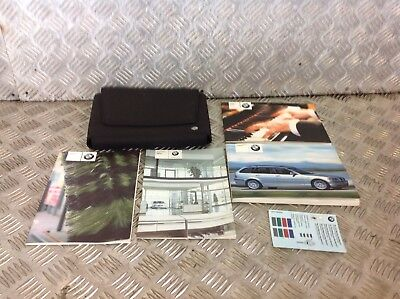 Bmw E46 Touring/ Estate Owners Manual Handbook Book Pack Wallet
