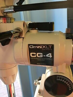 Celestron Starbright Xlt 127 Omni Scope Telescope Come Pick It Up Cg-4