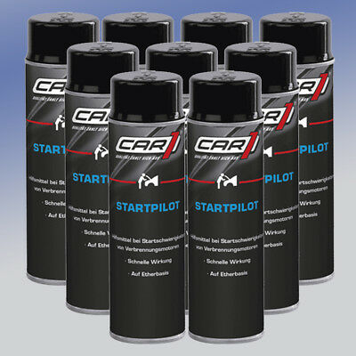 CAR1® Startpilot Starthilfe CO 3605 9 x 250 ml