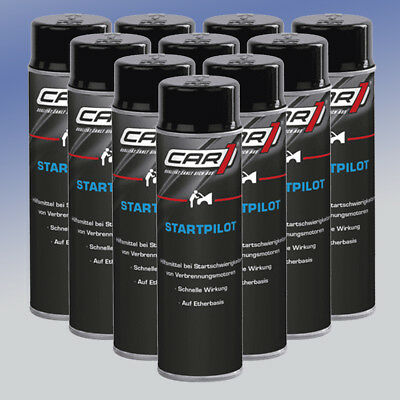 CAR1® Startpilot Starthilfe CO 3605 10 x 250 ml