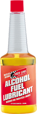 Red Line Synthetic Oil Alcohol Fuel Lube