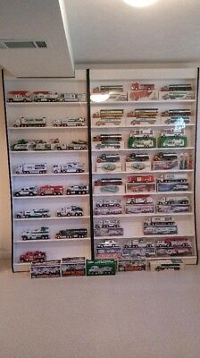 1970 to 2016 Hess Toy Truck Collection