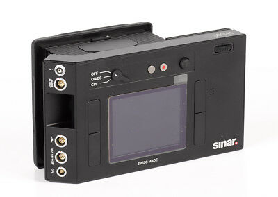 Sinarback S30/45 CMOS Digital back in Sinar P3 mount (37.5Mp)