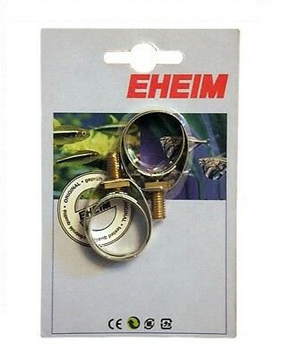 Eheim Hose Clamp Jubilee Clip x2 12mm 4004530 Fish External Filter Aquarium Tank