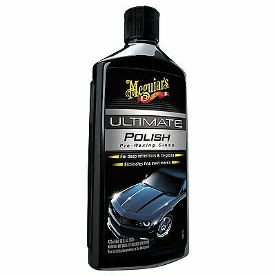 Meguiars Ultimate Polish 450ml Brand New From an Ultimate Stockist