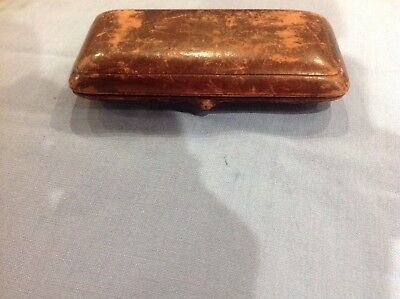 Small Leather Palais Royal Empty Sewing Case