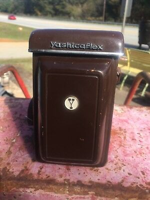 YASHICA 635 TLR with 35mm Camera In Good Condition