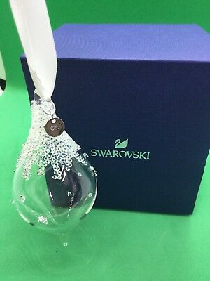 New Authentic Swarovski 2018 CHRISTMAS ORNAMENT 5398390