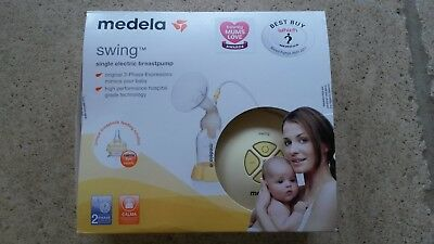 Medela swing single electric breastpump. In very good condition.