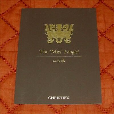 Christies Catalog 14 March 2014 New York The 'Min' Fanglei