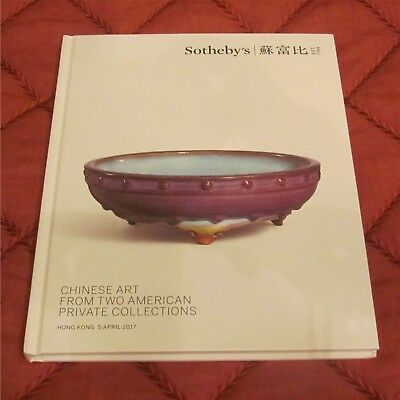 Sotheby Catalog 5 April 2017 Chinese Art American Private Collections