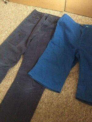 Pair Of Boys Jeans And Pair Of Shorts 12-13 Years Used