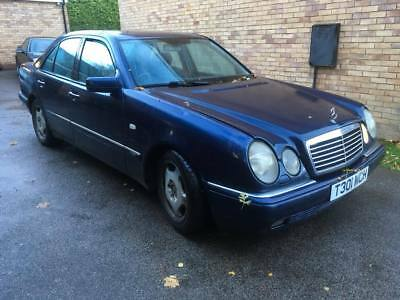 Mercedes E300 TD / 6 Cylinder Turbo-Diesel Auto OM606 Engine - NO RESERVE