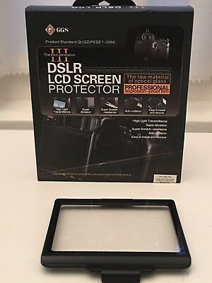 GGS DSLR Monitor Protective Cover
