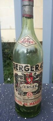 Ancienne bouteille pastis berger