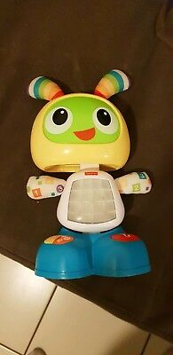 FISHER PRICE Bebo Le Robot jouet