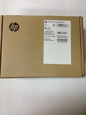 #458 Genuine Original Hp Elite Usb-C Docking Station (Tpa-B01)