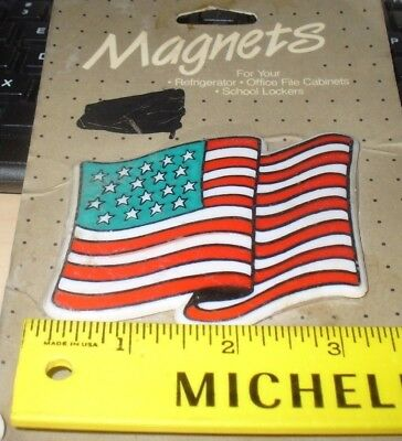 American Flag Magnet.....large....new