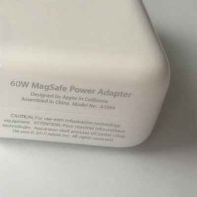 Original 45W 60W 85W AC Adapter Charger Magsafe1/2 A1343 A1344 A1436 A1435 A1424