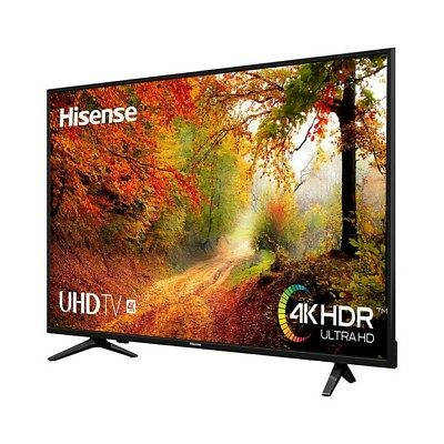Smart Tv Hisense 43a6140 43'' 4k Ultra Hd Wifi Hdr Negro
