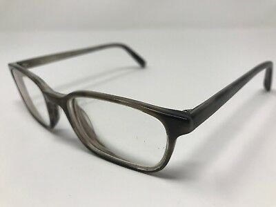 ecbaa5c7d17 WARBY PARKER EYEGLASSES Wilkie 325 Brown Clear Fade Rectangular ...