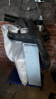 Electra beckum Workshop extractor for saw dust/shavings